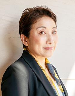 安藤知子 Tomoko Ando
